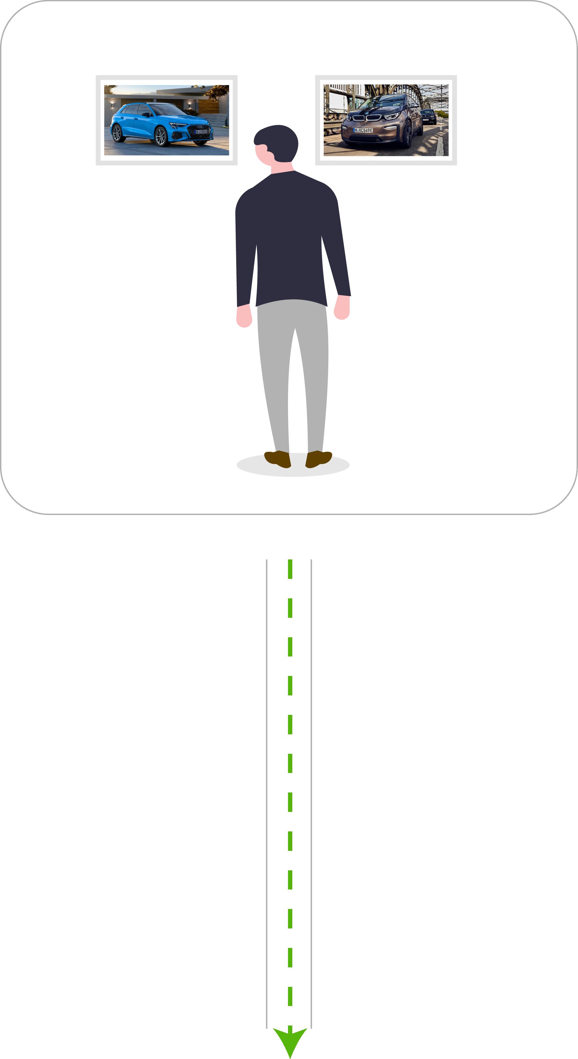 Auswahl E-Dienstwagen