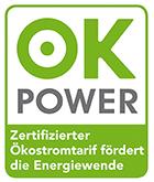 OK-Power Logo