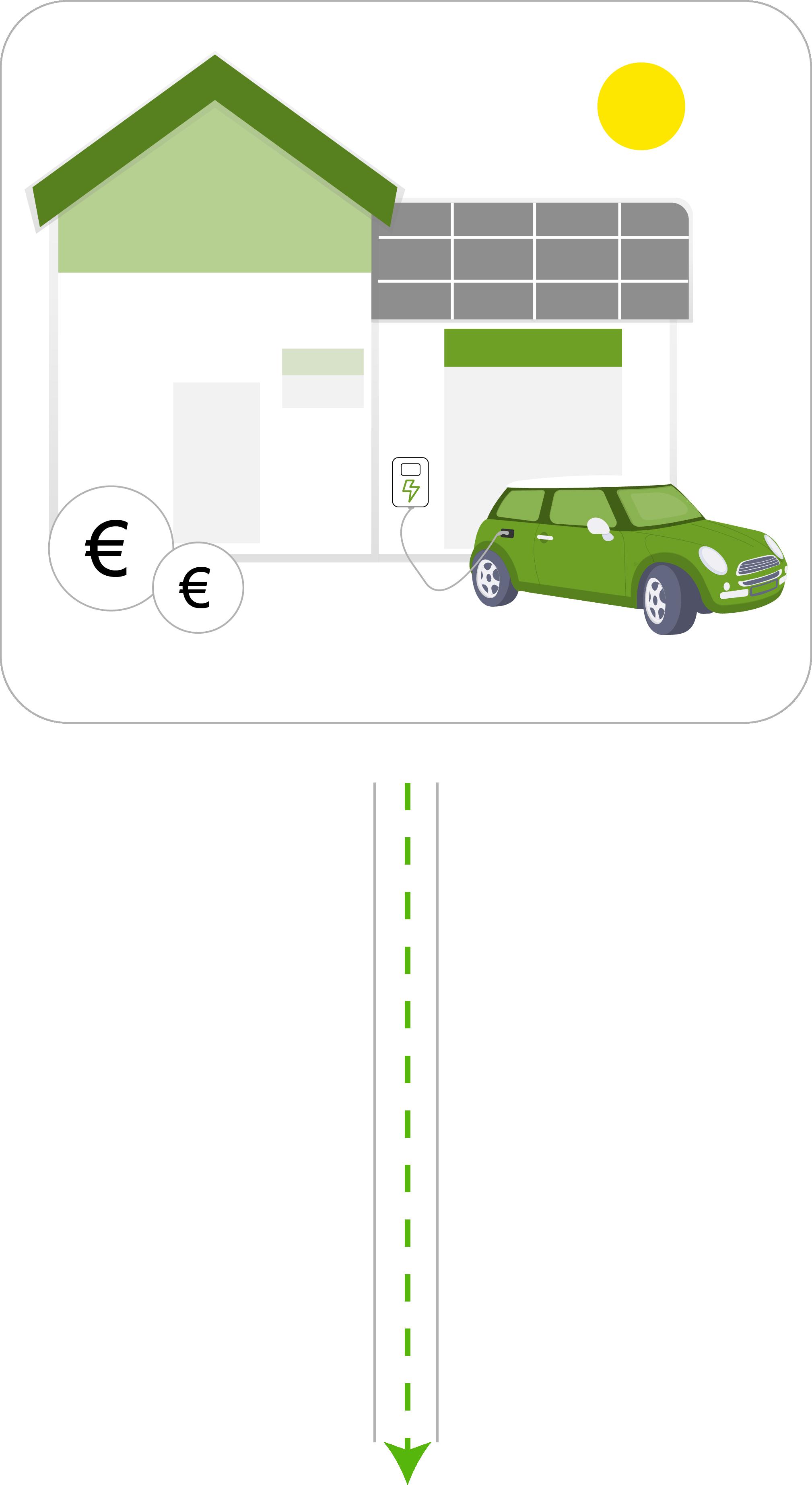 E-Dienstwagen zu Hause laden