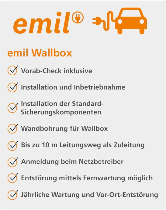 Emil Wallbox shortfacts