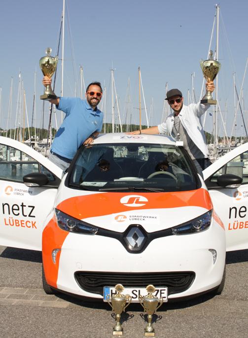 E-Mobil Rallye