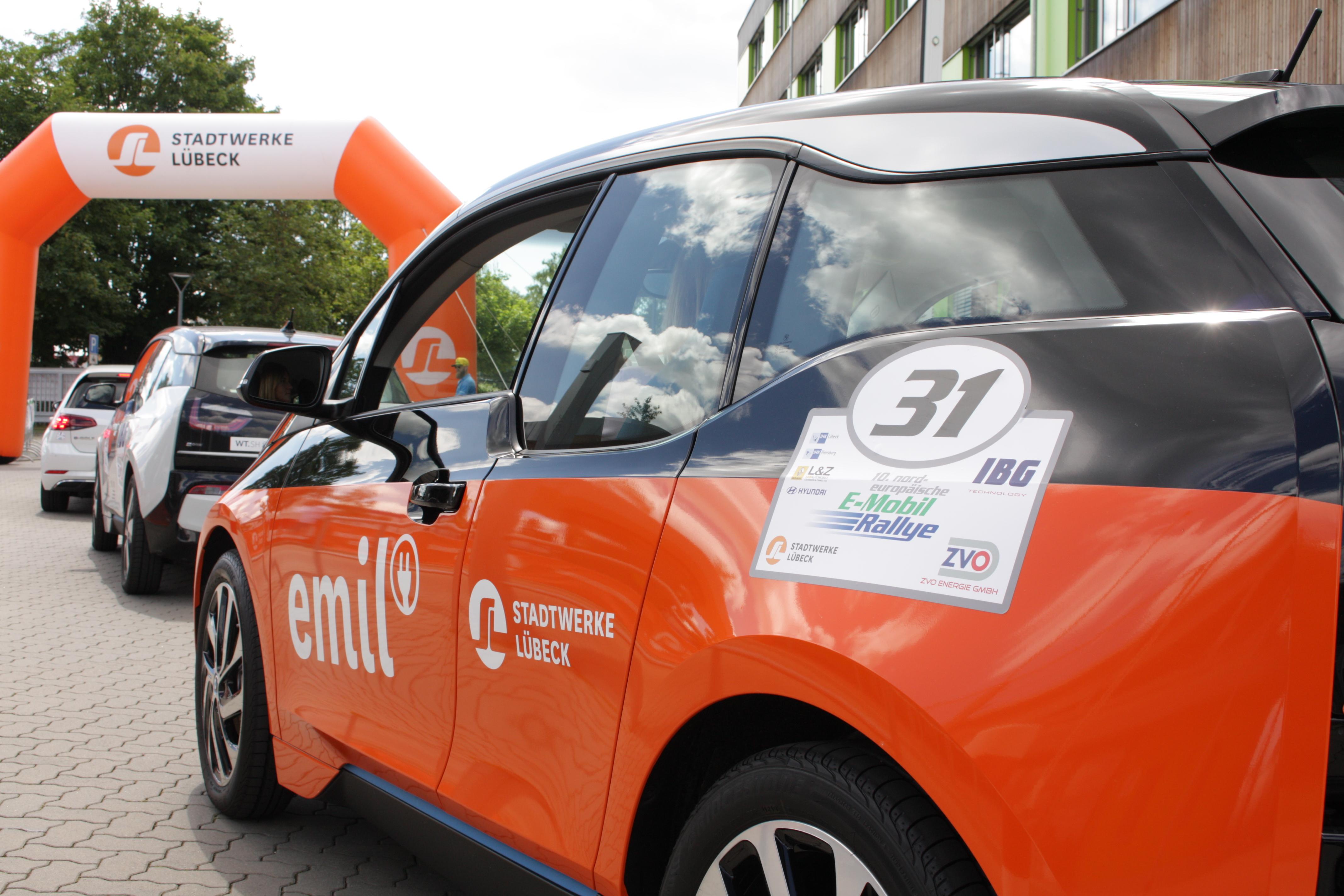 Elektromoilitäts Rallye