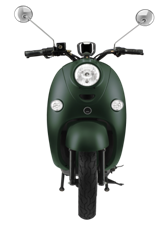 E-Roller und E-Motorräder