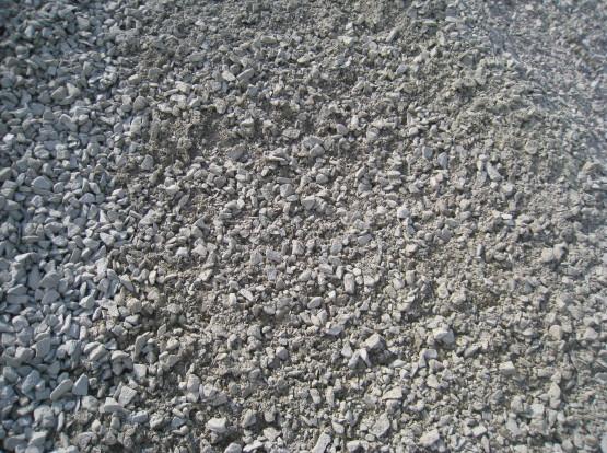 BÄRLAGER/BERGKROSS 0/45 - Bärlager till vägar, parkeringar etc. (under slitlagret).