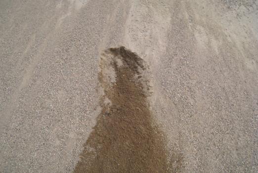 GJUTGRUS 0/6 - Används vid betongtillverkning och vid dränering av gräsytor, exempelvis fotbollsplaner.