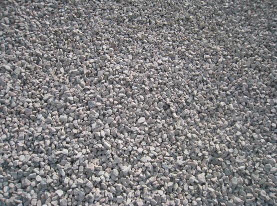 MAKADAM 16/27 - Betongtillverkning, Kapilärbrytande material, Dekoration