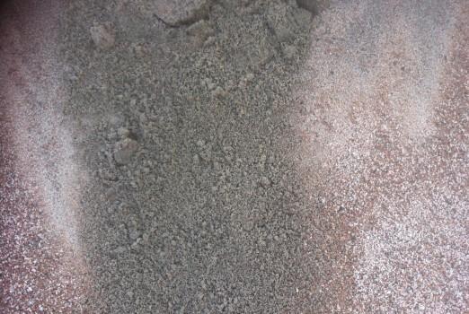 MASKINSAND 0/2 - Används vid betongtillverkning som mursand.