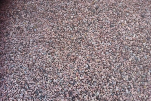 MAKADAM 6/8 - Används främst för betongtillverkning och betongvaror. Kan även användas för dräneringsarbeten och som gårdsgrus.