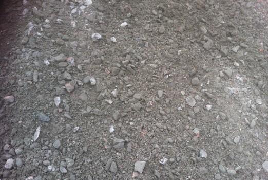 BERGKROSS 0/18 - Toppbeläggning på grusvägar, justeringslager under bitumen- och cementbundna beläggningar (asfalt och betong).