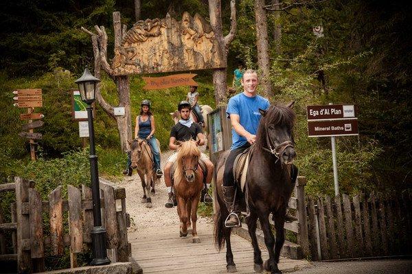 Aktivitäten Horse Trekking Mareo