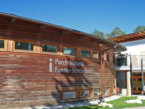 Aktivitäten Naturparkhaus Fanes-Senes-Prags in St. Vigil