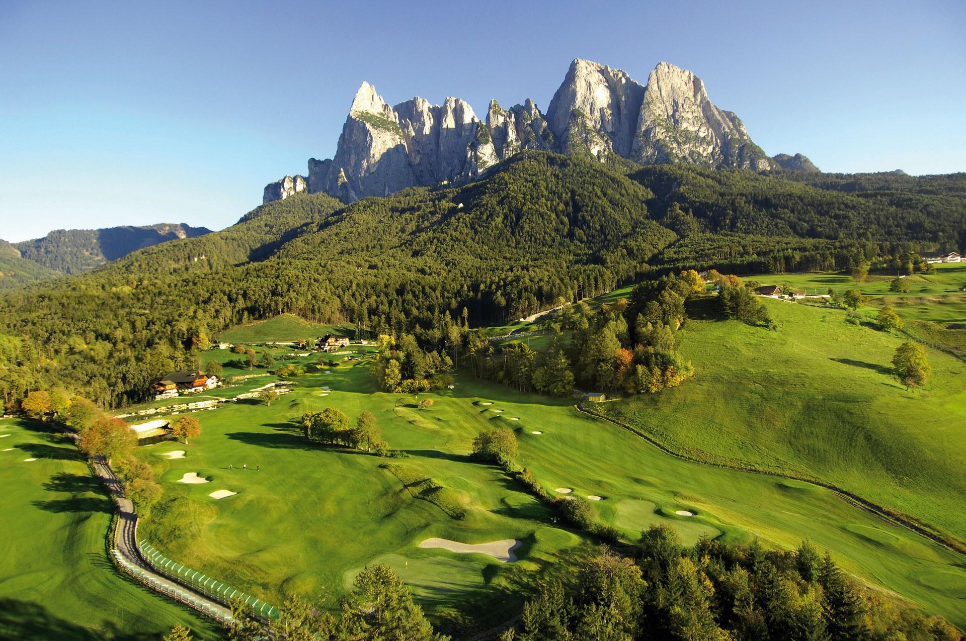 Aktivitäten Golf Club Kastelruth/Seiseralm
