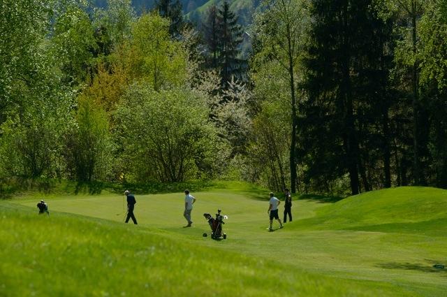 Aktivitäten Golf Club Passeier Meran