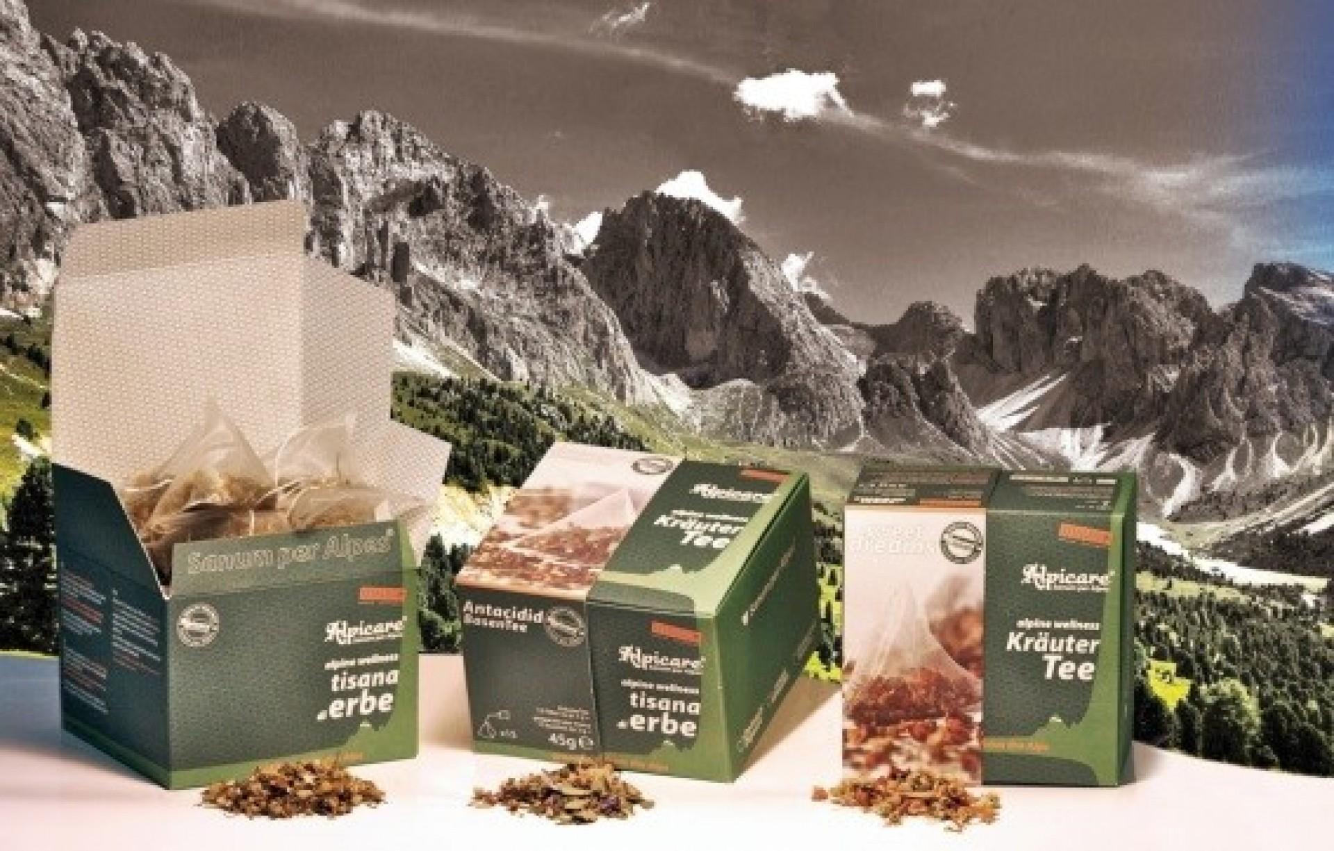 Produkt Vitalis Alpine Kräutertees