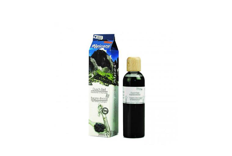 Produkt BAGNO DOCCIA BIO - fiori di fieno & ginepro
