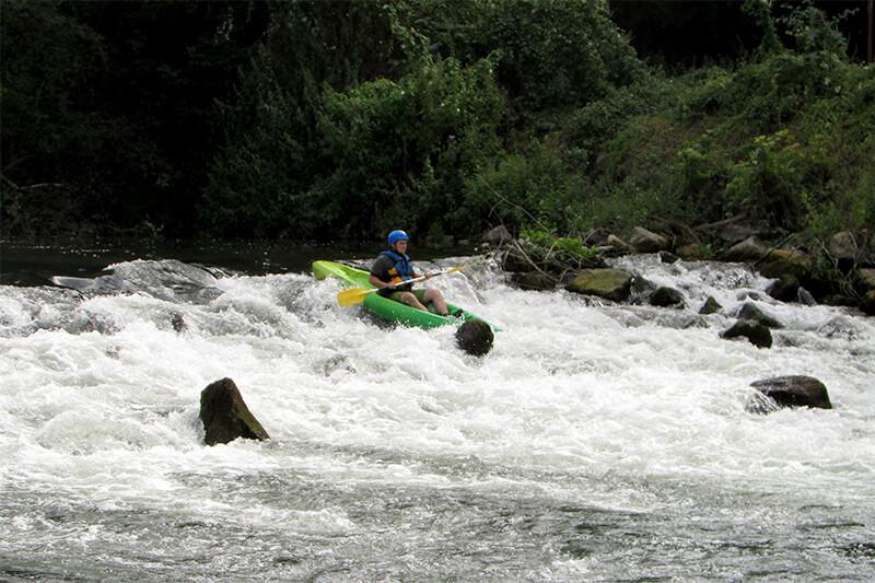 Location canoe et kayak demi-journée - evreux 20 km
