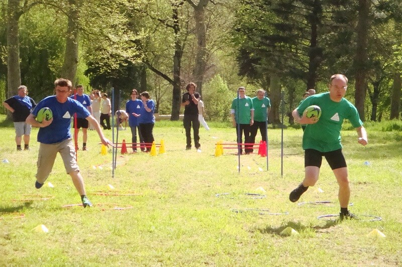 Challenge rugby