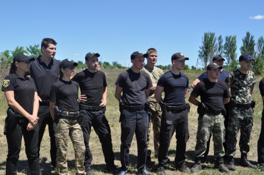 """Фотоотчет """"Чемпионат Патрульной Полиции"""" 22.06.17"""