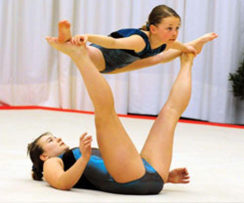 Geschiedenis Van De Acrobatische Gymnastiek Gymfed