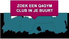Zoek een Q4Gym Club
