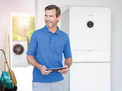 Umweltfreundliche Wärme direkt vor Ihrer Haustüre