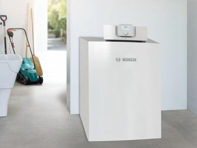 Sauber, effizient und zuverlässig Matthias Driever, Driever, Bosch, Bosch Premium Partner, Bosch Haustechnik, Heizung, Gas, Gasheizung, Sanitär