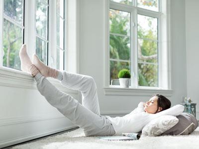 Gleichmäßige Wärme in Ihren vier Wänden