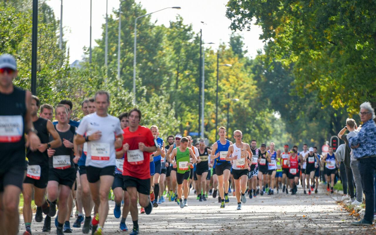 Pieken op een marathon? Dat doe je rond je 29e jaar!