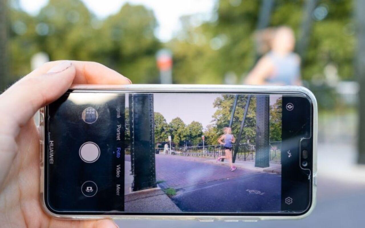 Zo maak je de mooiste hardloopfoto's