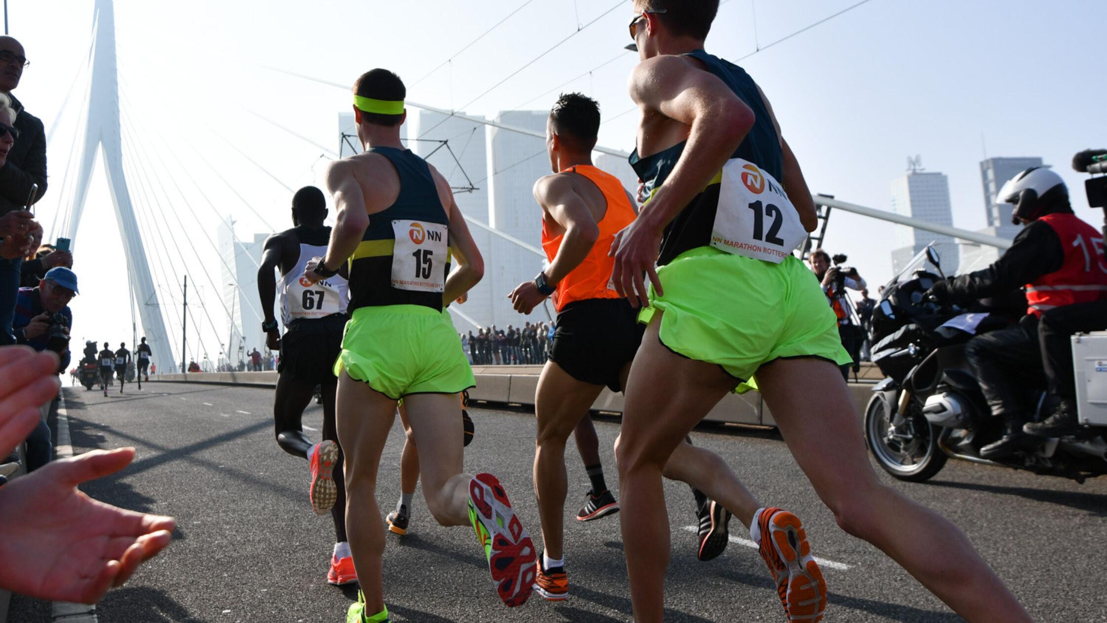 Nederland is een behoorlijk marathonlandje