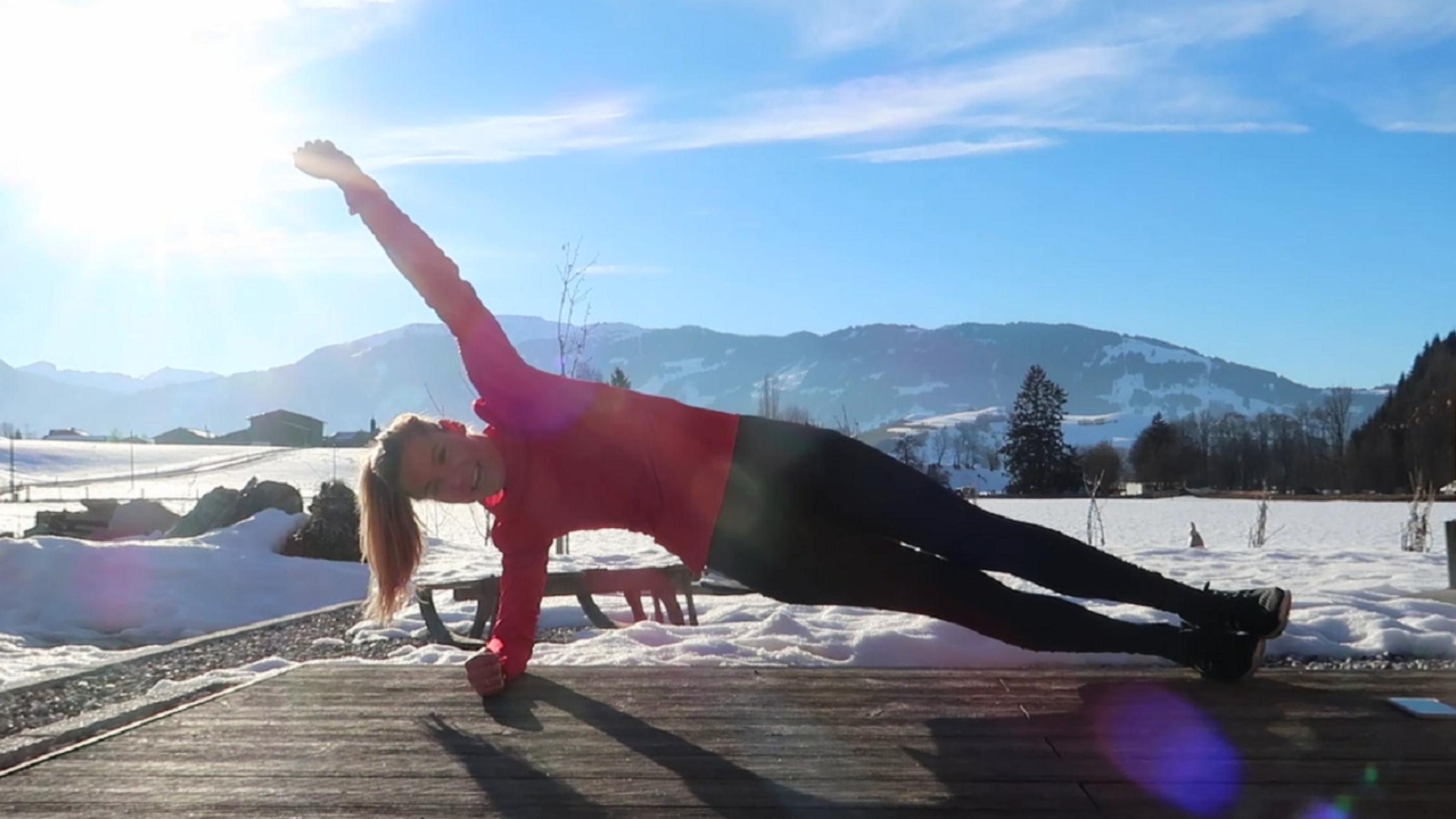 Vlog: 5 oefeningen voor je core stability