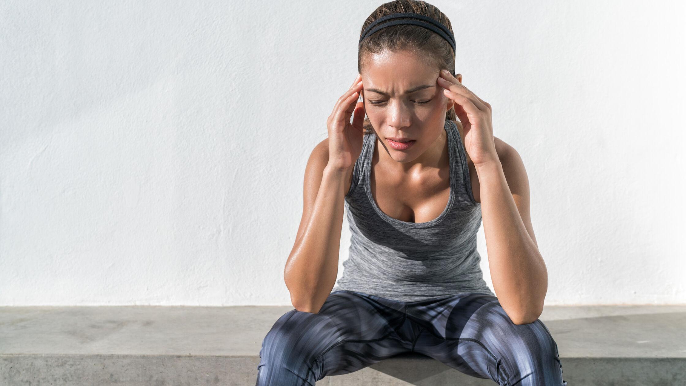 Hardlopen met migraine