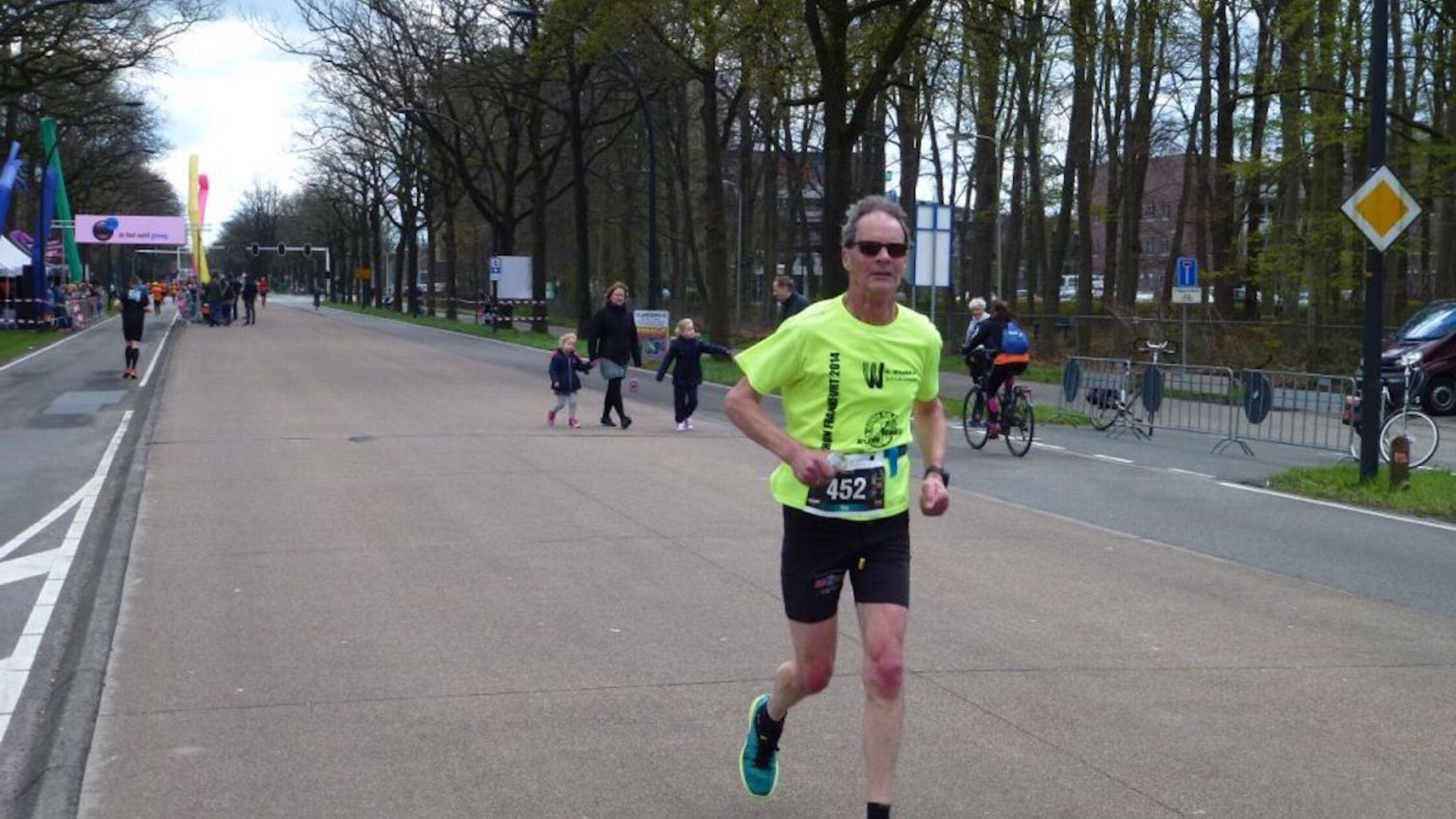 Het bijzondere verhaal van Ton ten Have: 90 marathons, op naar de 100
