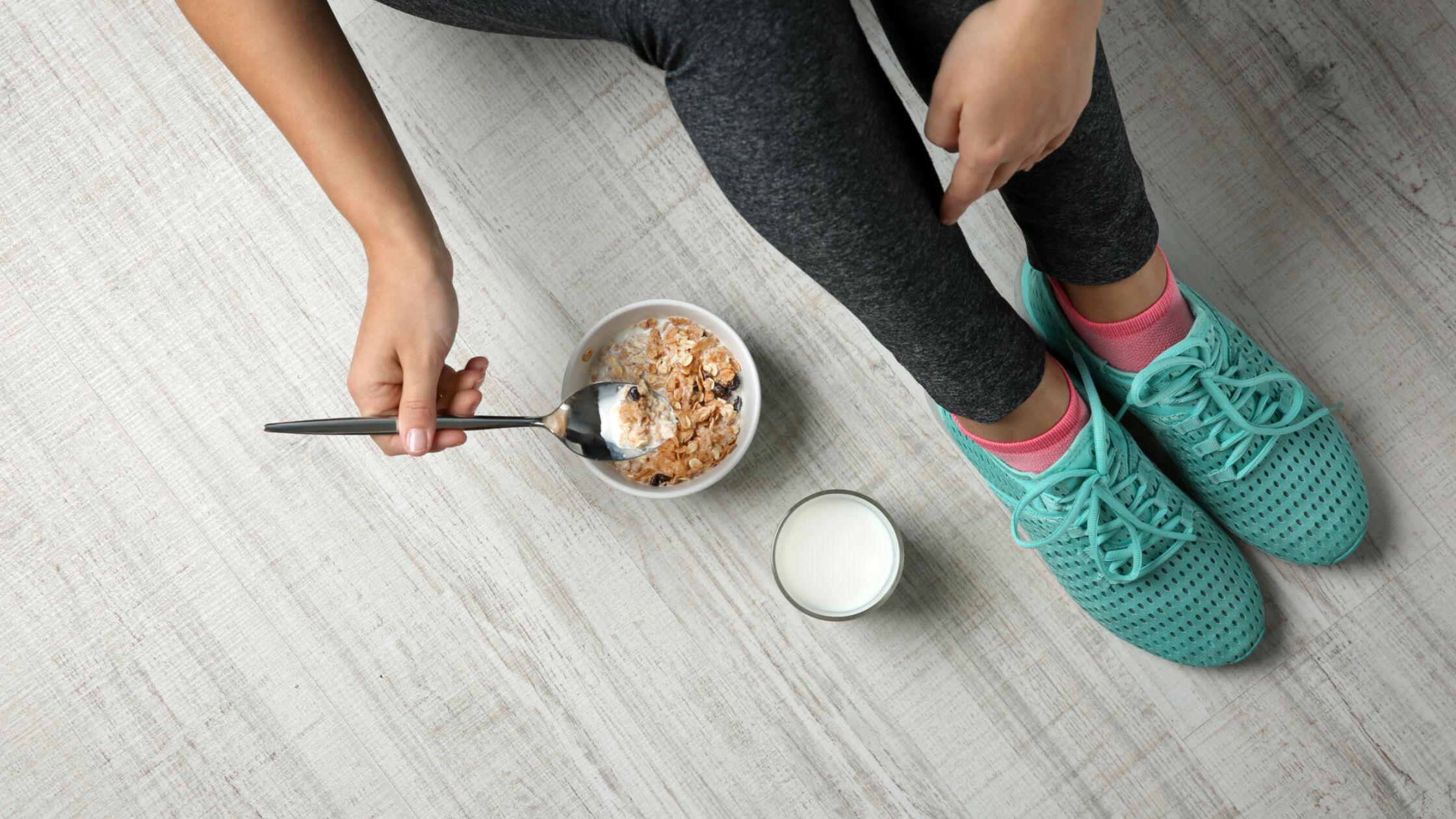 5 ontbijttips voor ochtendlopers