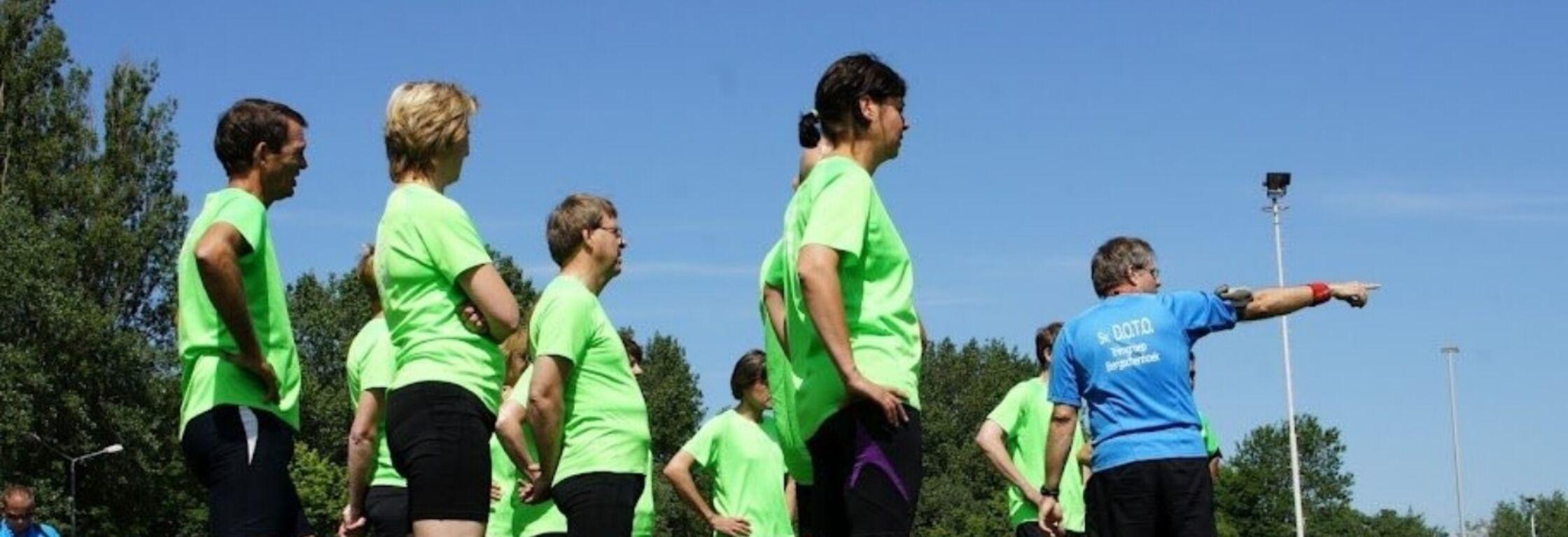 De club van Lex Koudstaal: Running2B