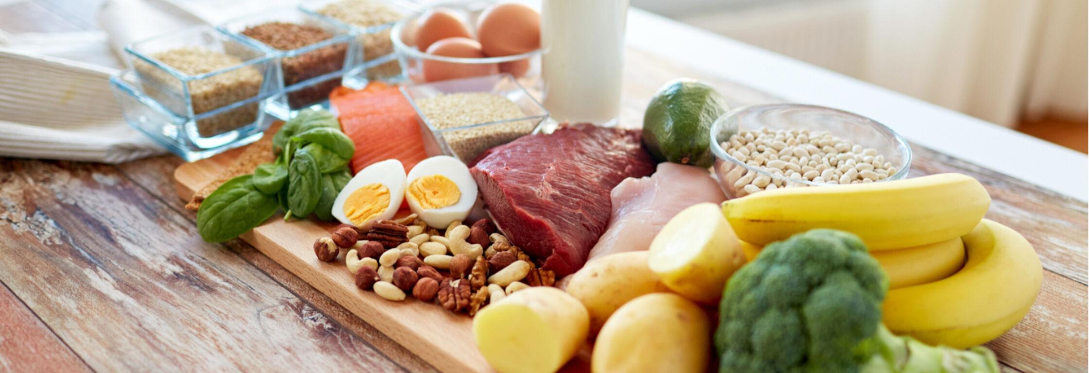 Wat eten in de laatste week voor de marathon?