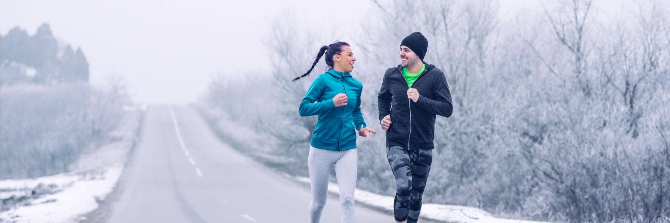 Hardlopen in de kou: 7 tips