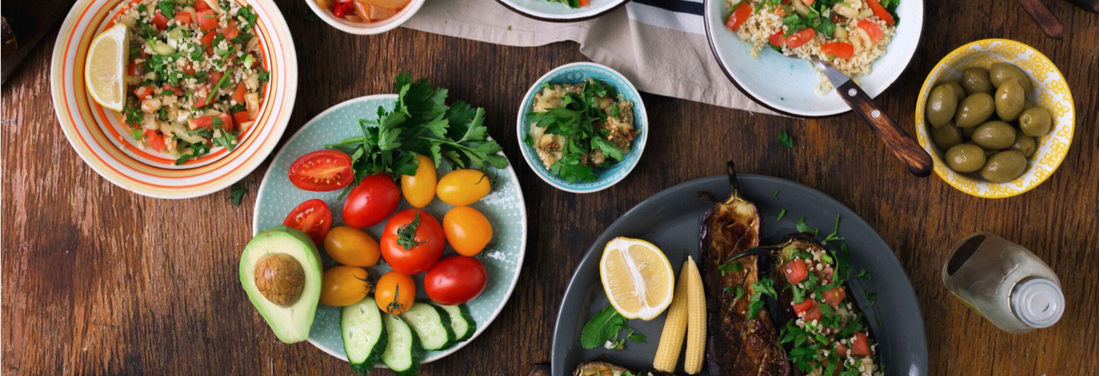 Voeding voor de vegetarische hardloper