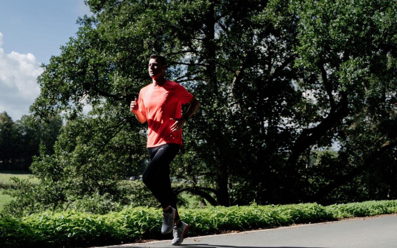 10 km hardlopen