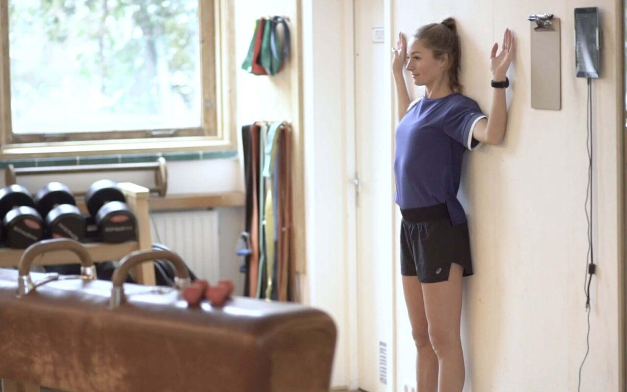 Armheffen: train je schouders