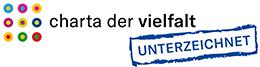 Logo der Charta der Vielfalt