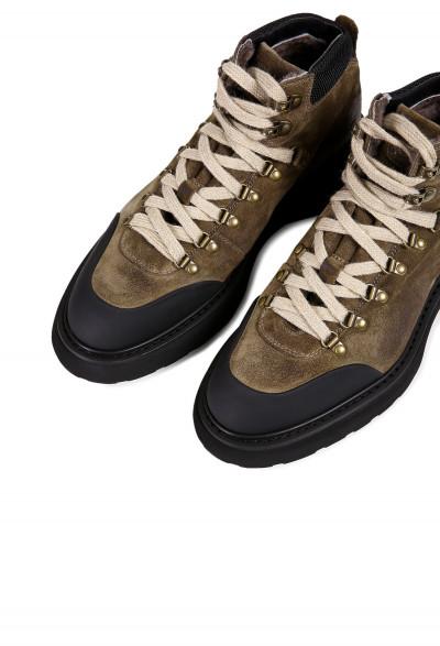Обувь с мехом Doucal's DD8510 221/0D3 - Фото 5
