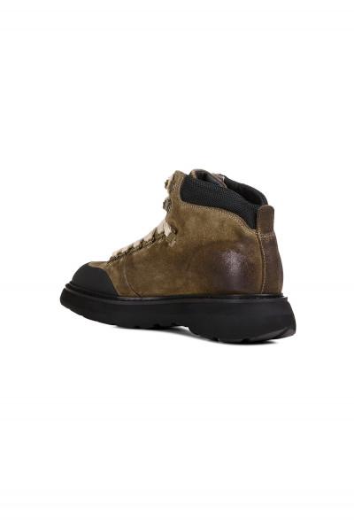 Обувь с мехом Doucal's DD8510 221/0D3 - Фото 3