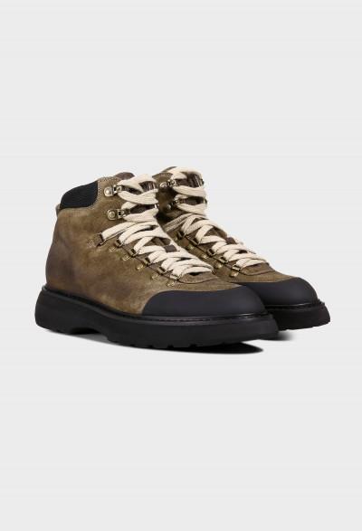 Обувь с мехом Doucal's DD8510 221/0D3 - Фото 1
