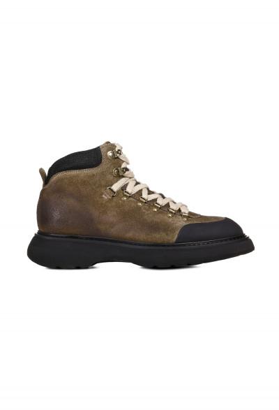 Обувь с мехом Doucal's DD8510 221/0D3 - Фото 2