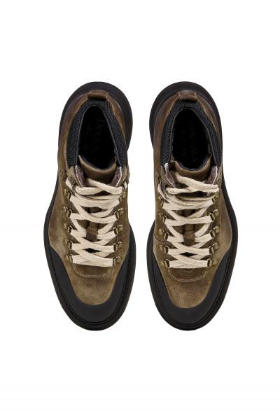 Обувь с мехом Doucal's DD8510 221/0D3 - Фото 4