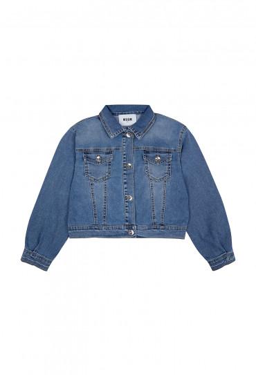 Куртка MSGM 6815   121/9G фото