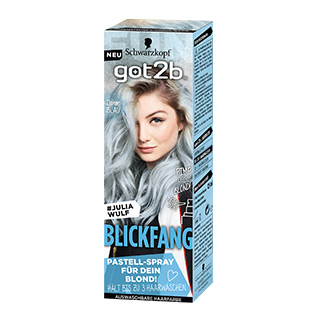 got2b Blickfang SPRAY Denim Blau