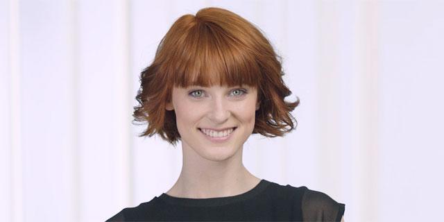Tutorial: kurzes Haar stylen