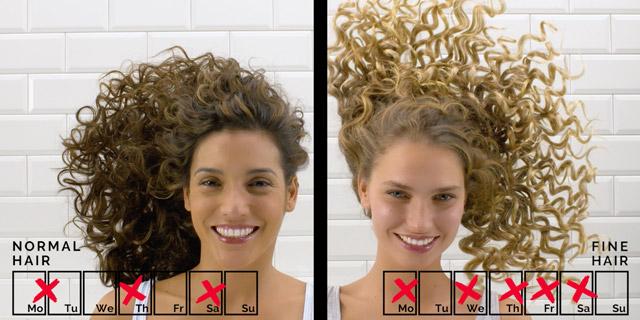 Haare waschen – wie oft?